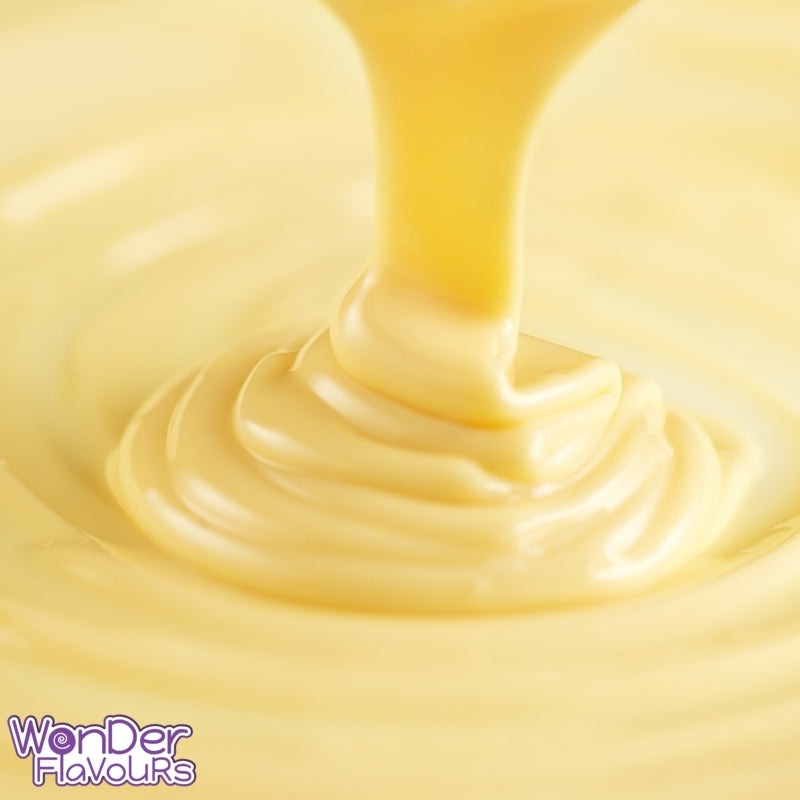 White Chocolate (Milky Cream) SC - Flavour Concentrate - Wonder Flavours