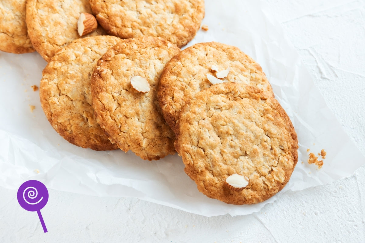 Almond Macadamia Cookie Recipe - Flavour Concentrate - Wonder Flavours