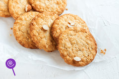 Almond Macadamia Cookie Recipe - Wonder Flavours