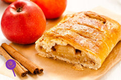 Apple Cinnamon Strudel Recipe - Wonder Flavours