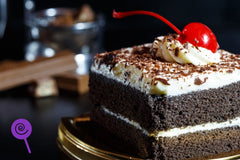 Black Forest Pastry Recipe - Wonder Flavours