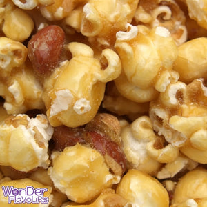 Caramel Popcorn and Peanuts SC - Flavour Concentrate - Wonder Flavours