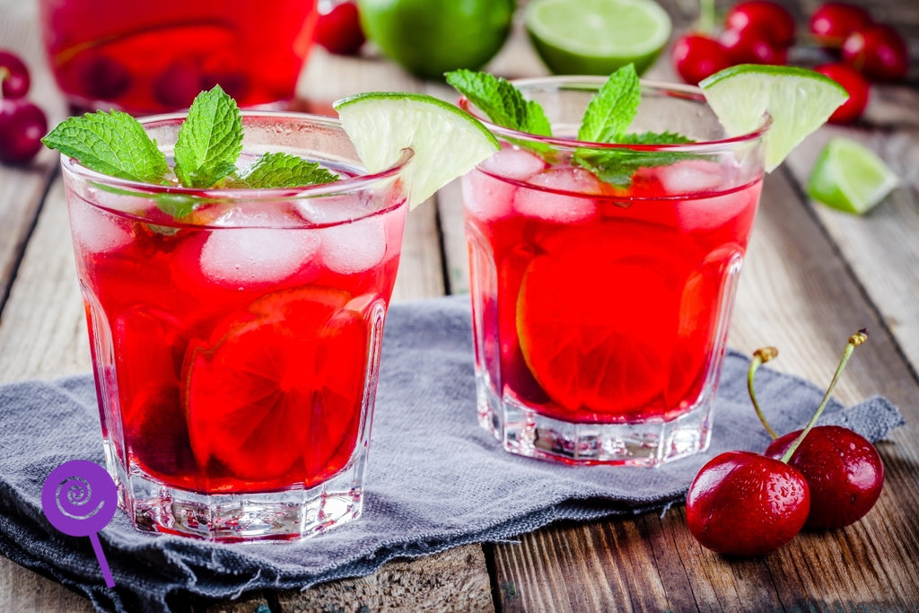 Cherry Limeade Recipe - Flavour Concentrate - Wonder Flavours