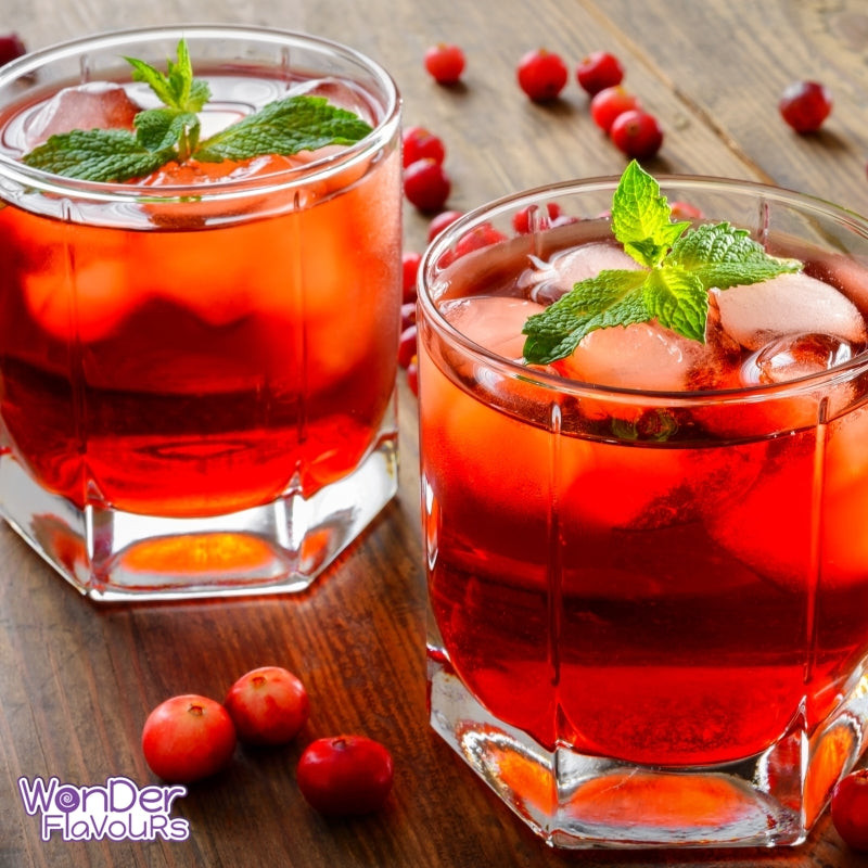 Cranberry Cocktail SC - Flavour Concentrate - Wonder Flavours