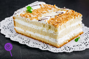 Cream Layer Cake Recipe - Flavour Concentrate - Wonder Flavours