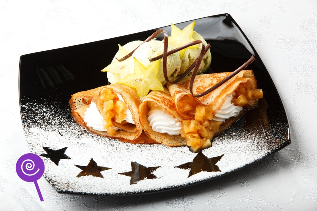 Creamy Starfruit Crepe Recipe - Flavour Concentrate - Wonder Flavours