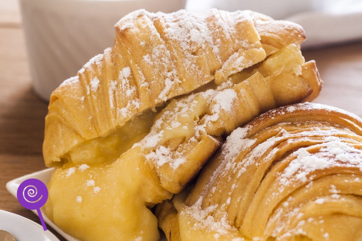 Custard Croissant Recipe - Flavour Concentrate - Wonder Flavours