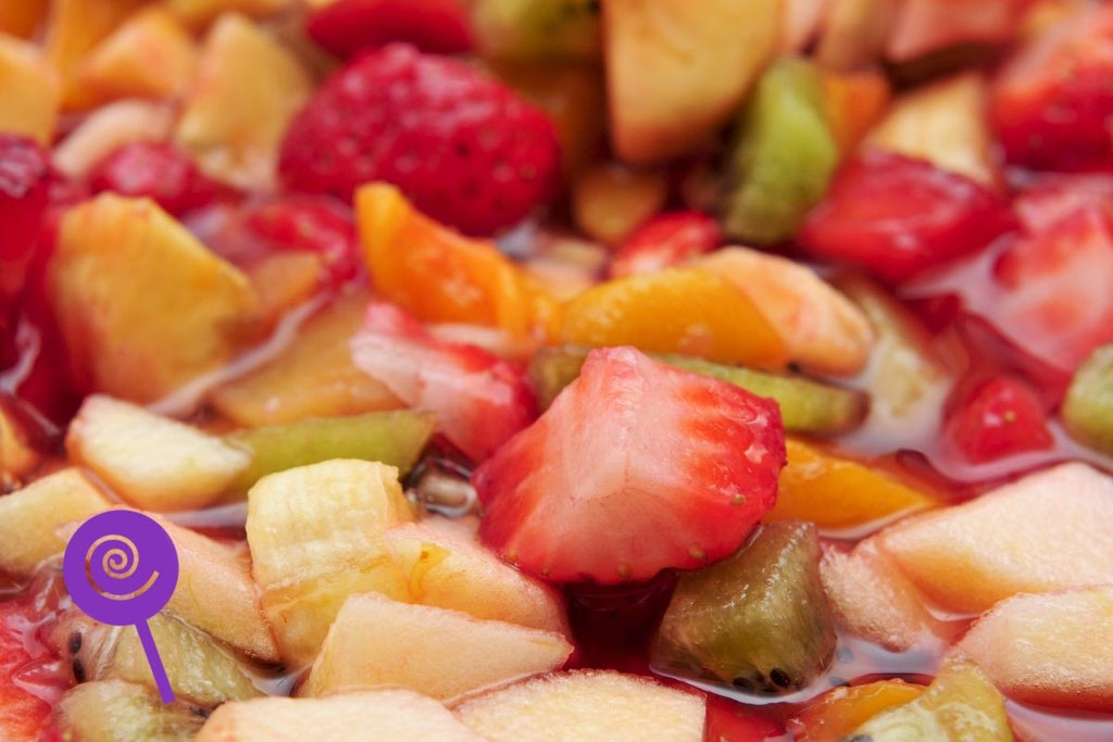 Fruit Salad with Sweet Syrup Recipe - Flavour Concentrate - Wonder Flavours