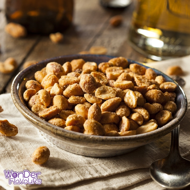 Honey Roasted Peanuts SC - Flavour Concentrate - Wonder Flavours