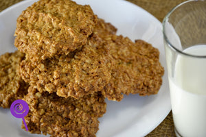 Oatmeal Nut Cookie Recipe - Flavour Concentrate - Wonder Flavours