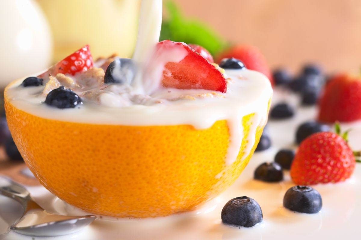 Orange Berry Cream Recipe - Flavour Concentrate - Wonder Flavours
