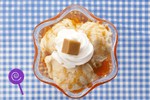 Vanilla Ice Cream with Orange Caramel Recipe - Flavour Concentrate - Wonder Flavours