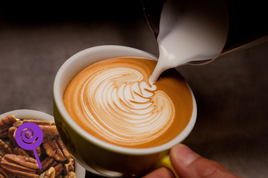 Roasted Pecan Latte Recipe - Flavour Concentrate - Wonder Flavours