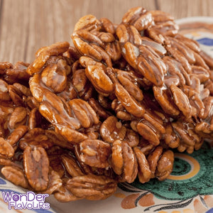 Roasted Pecans & Cream