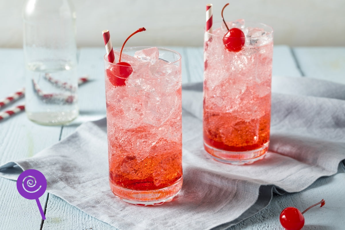 Shirley Temple Recipe - Flavour Concentrate - Wonder Flavours