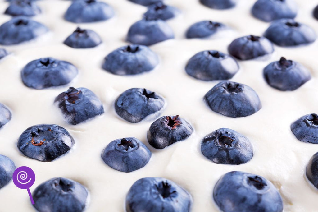Smooth Blueberry Cream Recipe