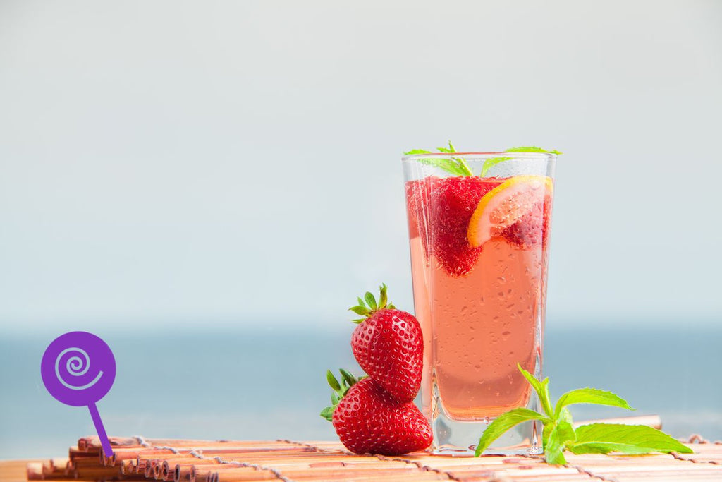 Strawberry Lemonade Recipe - Flavour Concentrate - Wonder Flavours