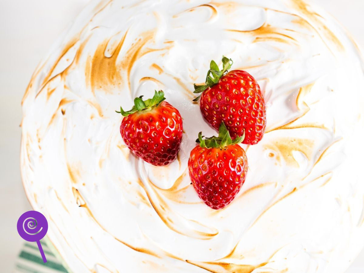 Strawberry Citrus Meringue Recipe - Flavour Concentrate - Wonder Flavours