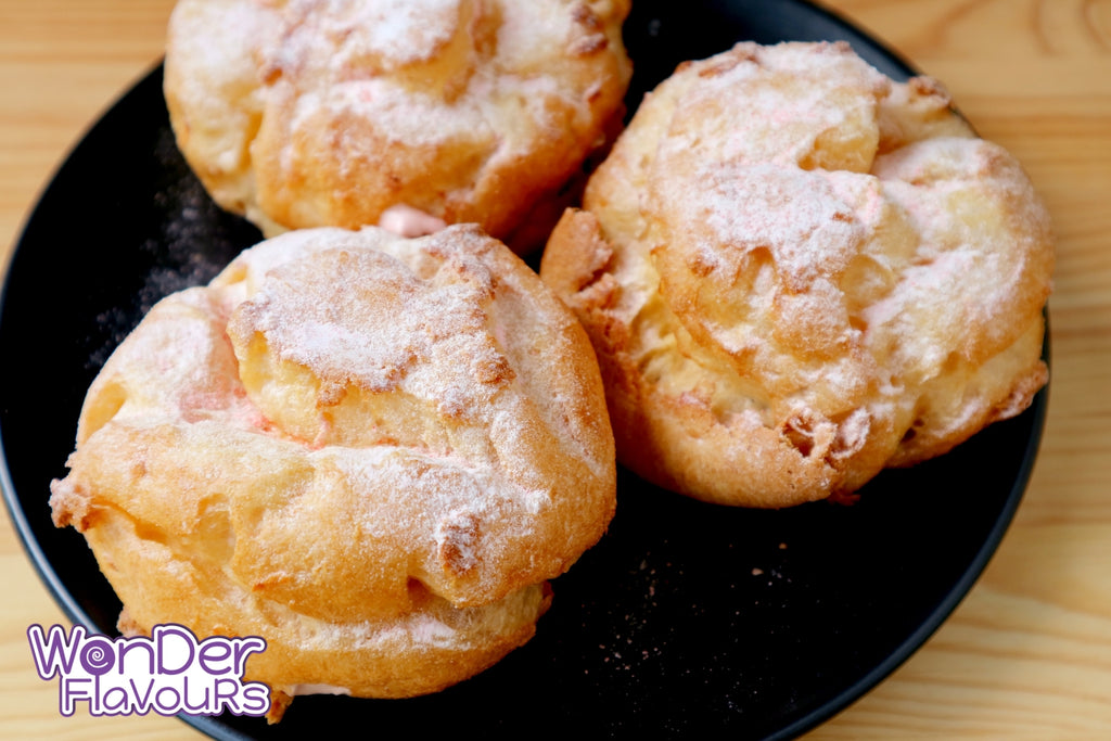 Fruit Star Cream Puff Recipe - Flavour Concentrate - Wonder Flavours