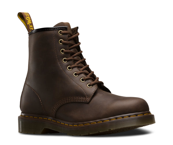 Dr Martens 11822203 1460  Gaucho Crazy Horse Brown Boot