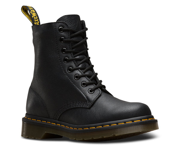 Dr Martens 13512006 1460 Pascal Virginia Black Womens Boot