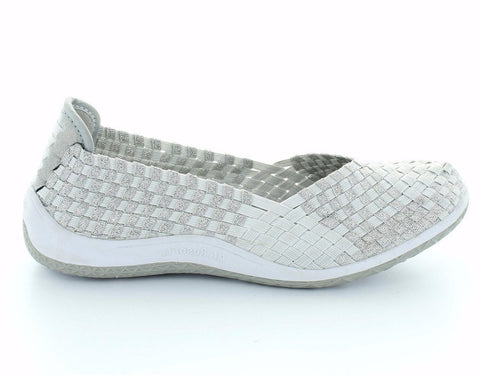 CC Resorts Sugar White Womens Elastic Causal Shoe