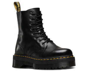 Dr Martens JADON 15265001 BLACK POLISHED SMOOTH Unisex Boot