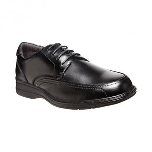 Hush Puppies Torpedo Black Mens Dress Shoe