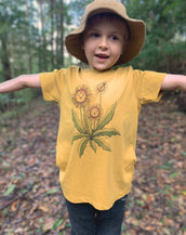 Dandy Lions Kids Organic T'Shirt