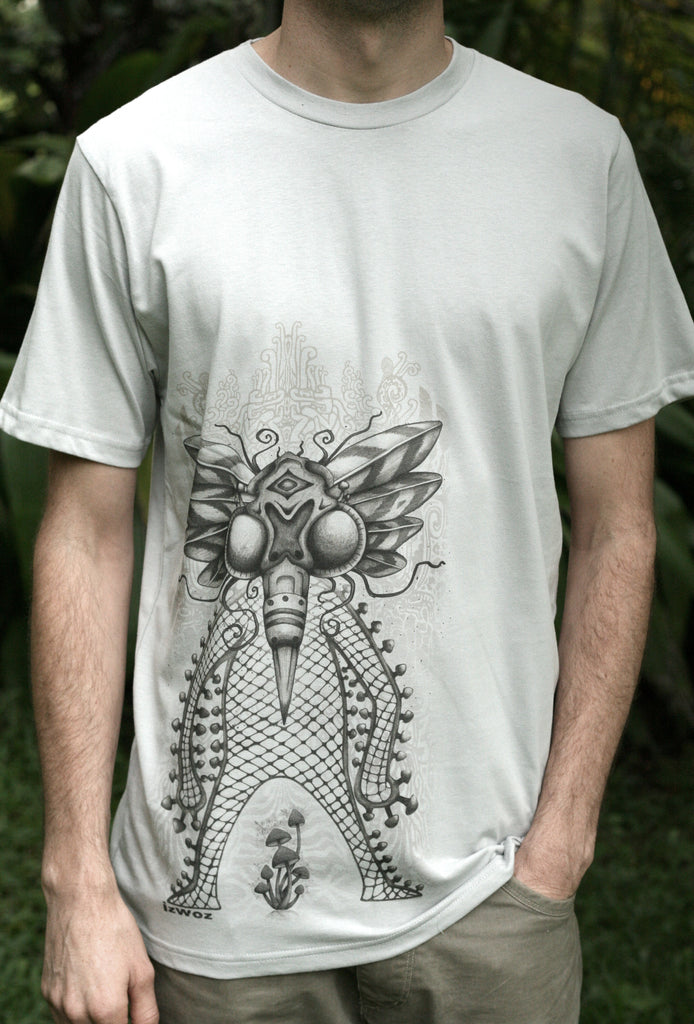 BeeTech Shaman - Organic Cotton Male T'Shirt