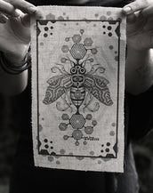 Bee Inspired - Fabric Patch