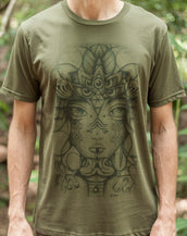 Serpent Tone - Organic Cotton Male T'Shirt