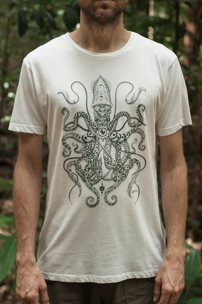Squiddy - Organic Cotton Male T'Shirt