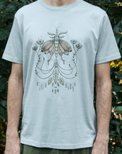 Lepidoptera - Organic Cotton Male T'Shirt