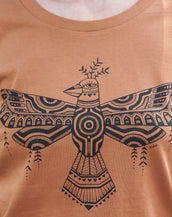 Sunbird - Organic Cotton Female T'Shirt