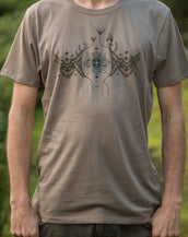 Metric Seed - Organic Cotton Male T'Shirt