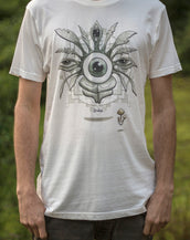 Eye See V1 - Organic Cotton Male T'Shirt
