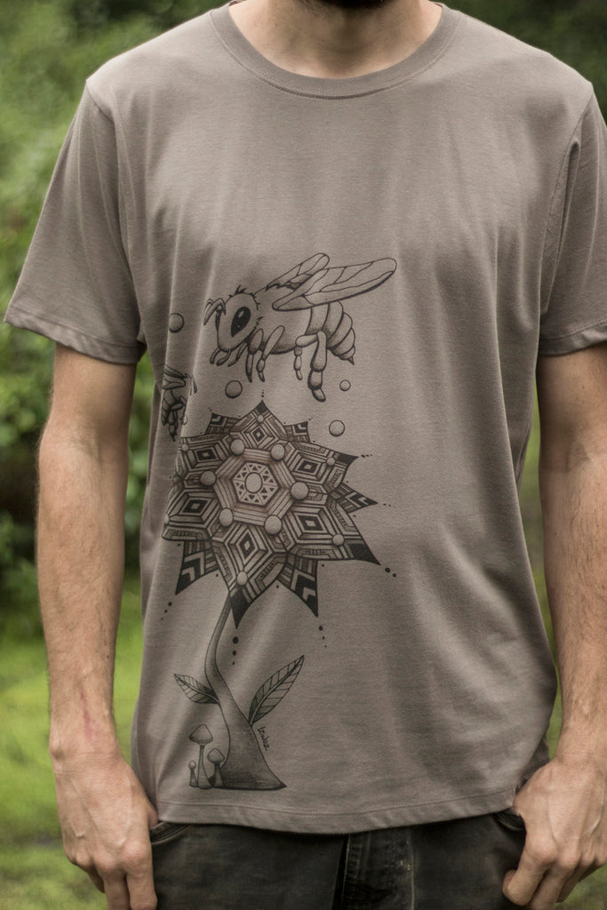Native Being - Organic Cotton Male T'Shirt