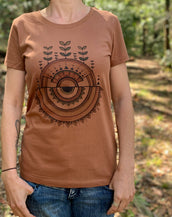 Sol Renewal - Organic Cotton Female T'Shirt