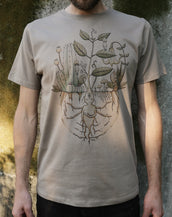 Garden Beingz - Organic Cotton Male T'Shirt