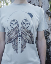 Seer Owls - Organic Cotton Male T'Shirt
