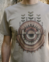 Sol Renewal - Organic Cotton Male T'Shirt