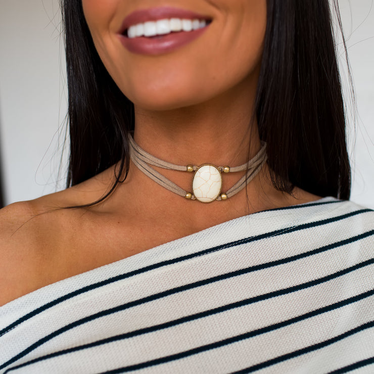 Pendant Choker Necklaces