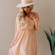 Dots and Ruffles Dress