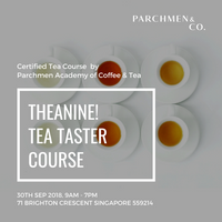Tea Taster Course (Foundation) - Skills Future approved