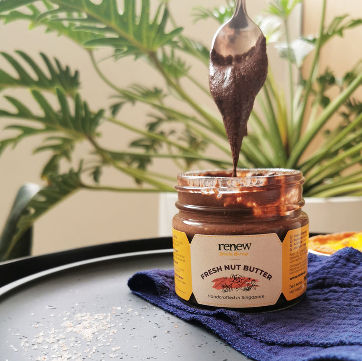 Dark Chocolate Seasalt Cashew Nut Butters - 180g