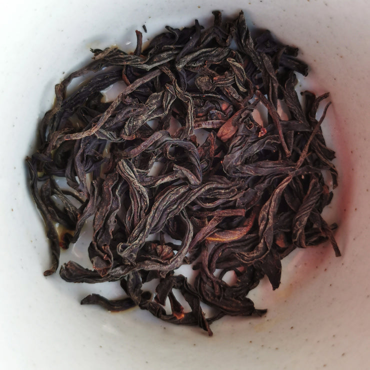 Honey Orchid Dancong Red Tea - Wudong Mt, China 2020 Spring Harvest