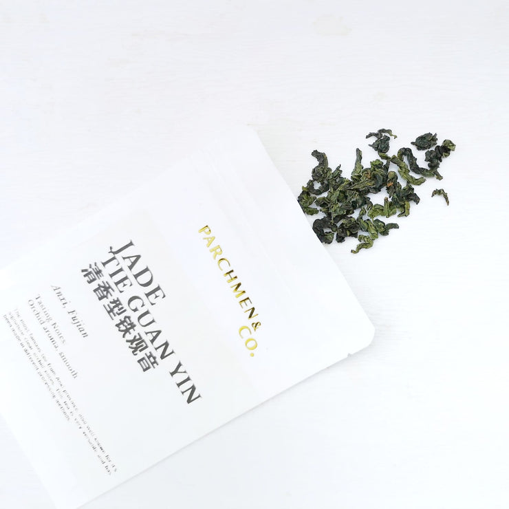 January Tea Box - Anxi, Fujian