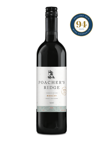 Poacher's Ridge Merlot 2015