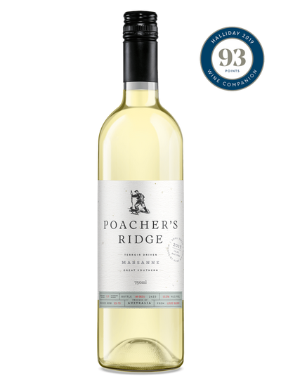 Poacher's Ridge Marsanne 2017